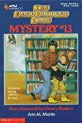 Mary Anne and the Library Mystery