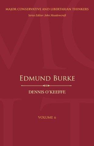 Edmund Burke (Major Conservative & Libertarian Thinker)