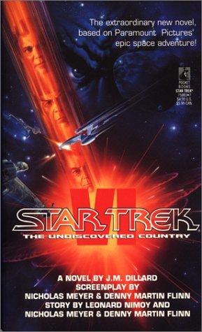 Star Trek VI by J.M. Dillard