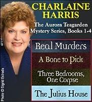 Charlaine Harris The Aurora Teagarden Mysteries Series 1-4 (Aurora Teagarden Mystery)