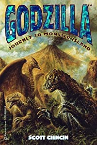 Godzilla: Journey to Monster Island (Official Godzilla)