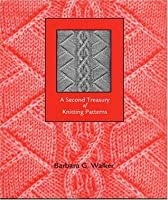 A Second Treasury Of Knitting Patterns : A Second Treasury of Knitting Patterns by Barbara G. Walker   Reviews, Discus...