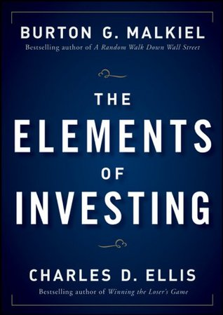 Muy lejos Mexico Comunismo  The Elements of Investing by Burton G. Malkiel