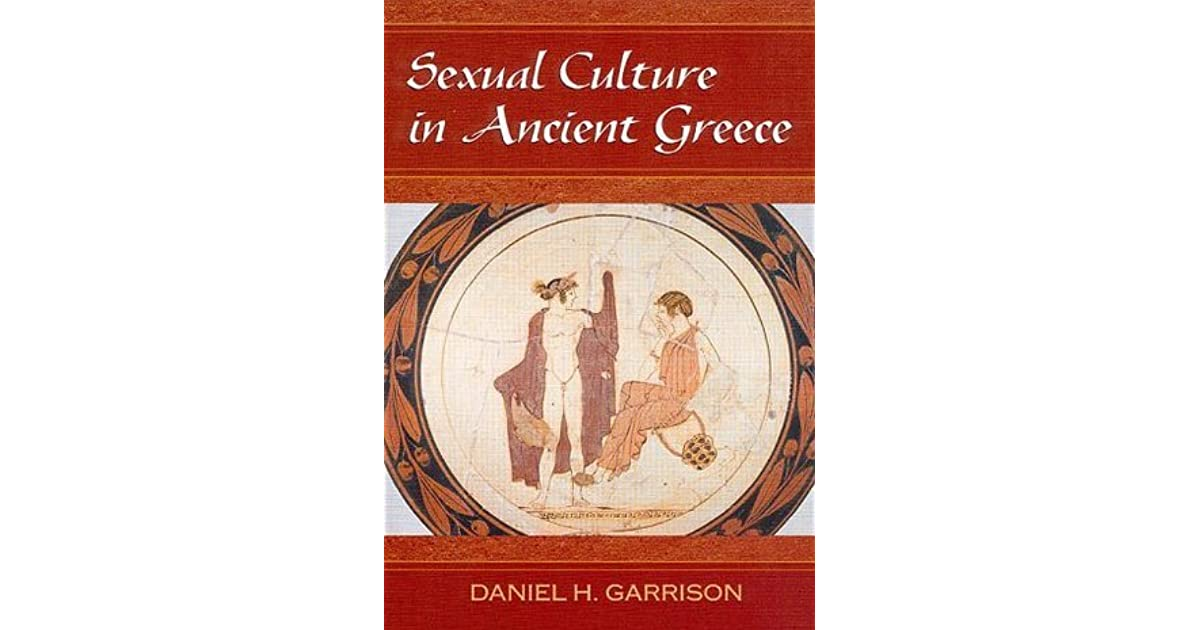 Sexual Culture In Ancient Greece By Daniel H Garrison-8596