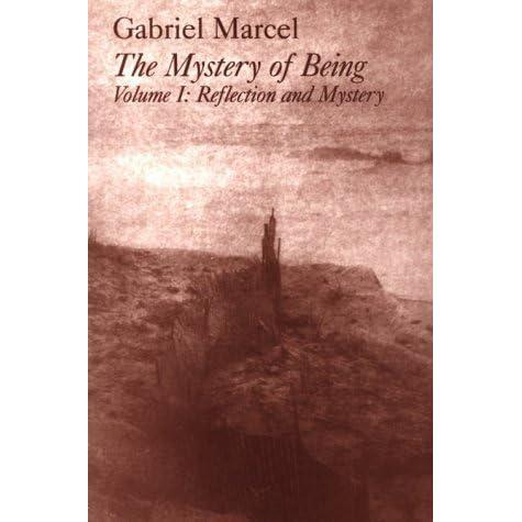 gabriel marcel reflection