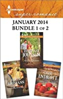 Harlequin Superromance January 2014 - Bundle 1 of 2: Everywhere She Goes\\A Promise for the Baby\\That Summer at the Shore