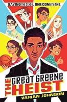 The Great Greene Heist (The Great Greene Heist #1)