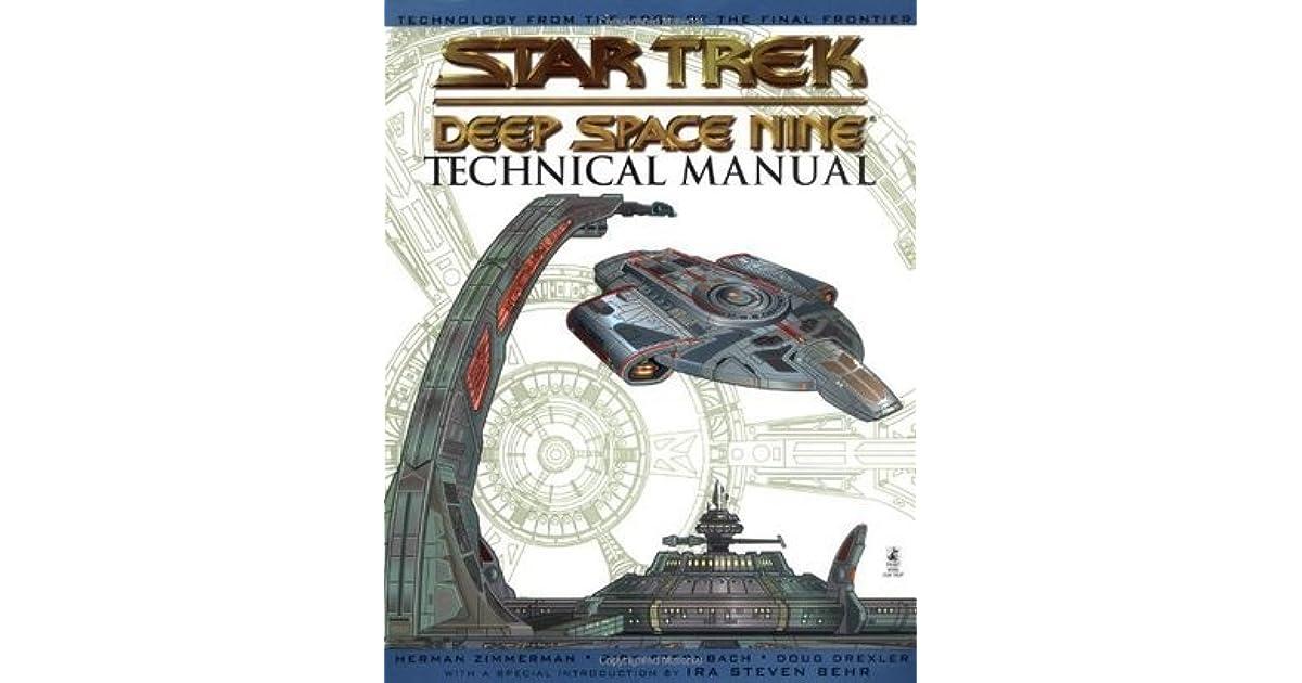 star trek: deep space nine technical manual