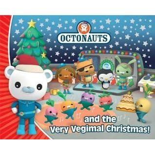 Octonaut Christmas.Octonauts And The Very Vegimal Christmas By Meomi