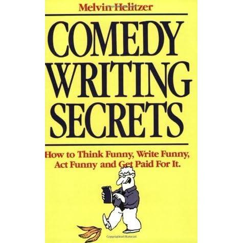 comedic writing