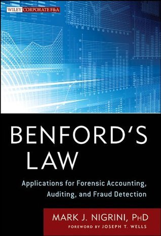 Benford's Law Applications for Forensic Accounting, Auditing, and Fraud Detection