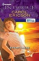 Eyewitness (Harlequin Intrigue)
