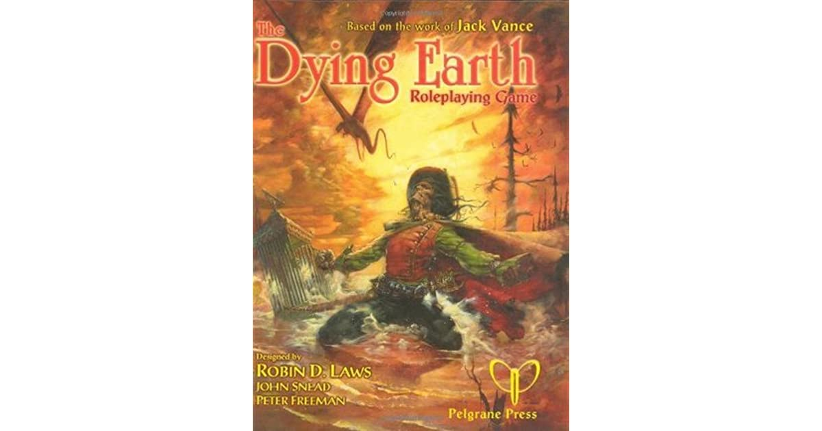 The Dying Earth Roleplaying Game (Dying Earth RPG)