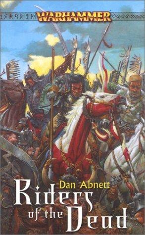 Riders Of The Dead By Dan Abnett