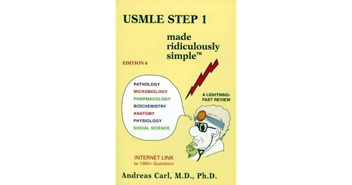 usmle step 2 made ridiculously simple pdf