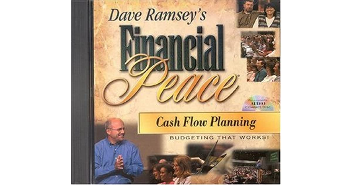 cash flow planning by dave ramsey