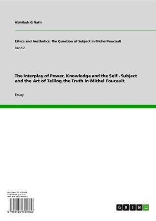 Foucault  Michel - Truth  Power  Self