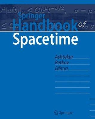 Springer Handbook of Spacetime