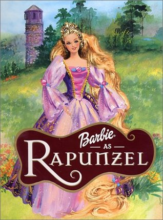 Barbie as Rapunzel by Cliff Ruby