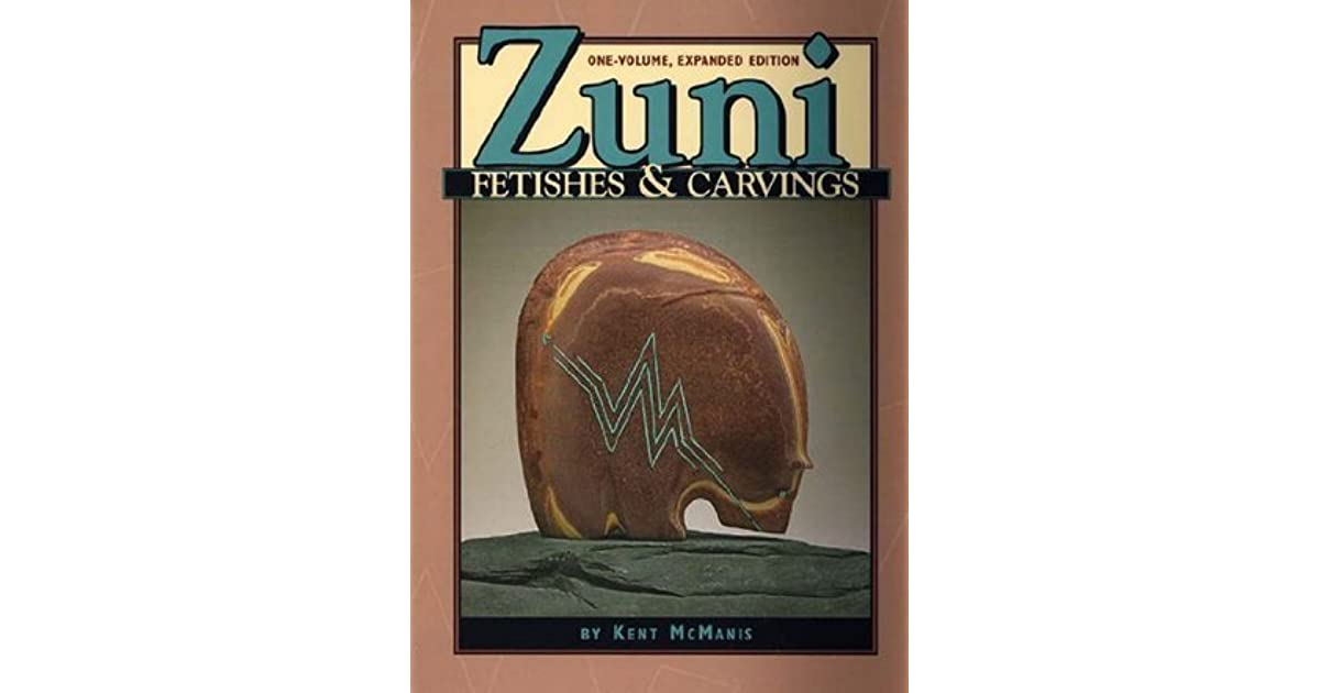 Zuni fetishes and carvings by kent mcmanis