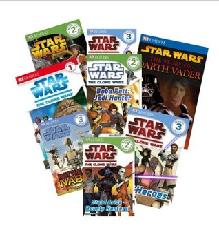 Dk Reader Star Wars Set (7) : The Clone Wars: Watch Out for