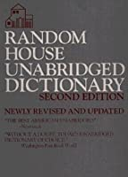 Random House Unabridged Dictionary