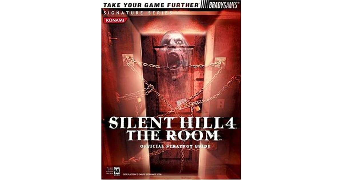 Silent Hill 4 The Room Official Strategy Guide By Brady Games