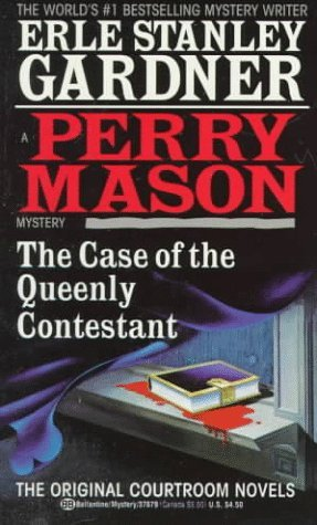 The Case of the Queenly Contestant (Perry Mason, #78)