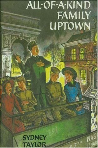All-of-a-Kind Family Uptown (All-of-a-Kind-Family, #4)