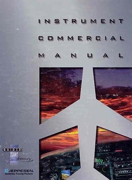 instrument commercial manual updated ed js314520 by jeppesen sanderson rh goodreads com Jeppesen Instrument Commercial PDF Jeppesen Instrument Training
