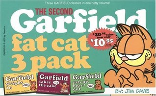 The Second Garfield Fat Cat 3 Pack By Jim Davis