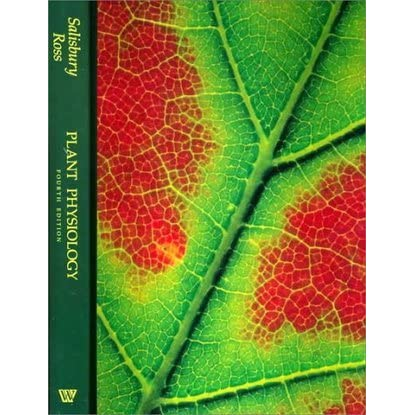 Plant Physiology Salisbury Ross Ebook