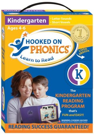 Hooked on Phonics: Learn to Read Kindergarten System by