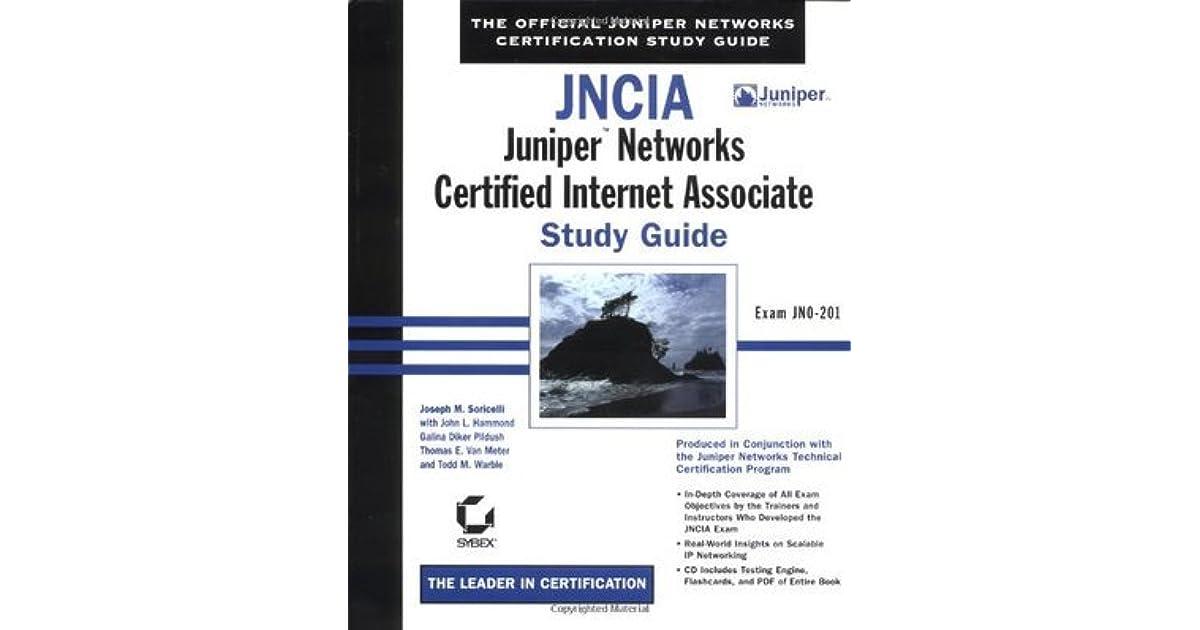 Jncia Juniper Networks Certified Internet Associate Study Guide