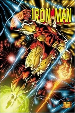 Iron Man: The Mask in the Iron Man by Joe Quesada