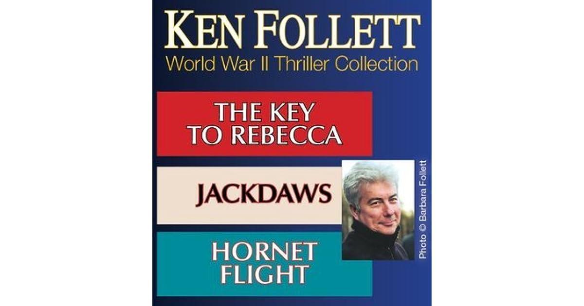 Ken Follett World War II Thriller Collection: The Key to ...  Ken Follett Jackdaws