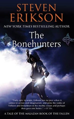 The Bonehunters (Malazan Book of the Fallen, #6)