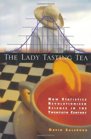 The Lady Tasting Tea by David Salsburg