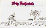 Tiny Footprints by B. Kliban
