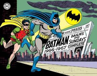 Batman: The Silver Age Newspaper Comics, Vol. 1: 1966-1967
