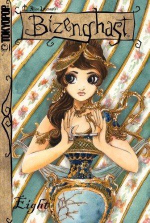 Bizenghast Graphic Novel 8