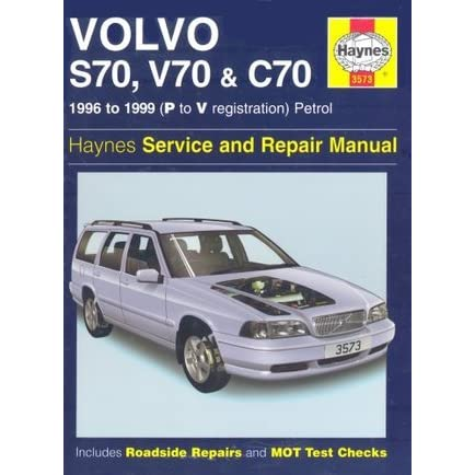 volvo s70 c70 and v70 service and repair manual 1996 1999 by rh goodreads com Volvo V40 Volvo S80