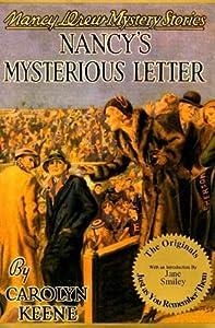Nancy's Mysterious Letter (Nancy Drew Mystery Stories, #8)