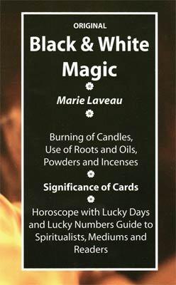 Black & White Magic of Marie Laveau