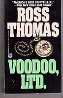 Voodoo, Ltd. (Arthur Case Wu, #3)