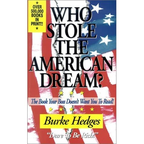 Who Stole The American Dream Ebook