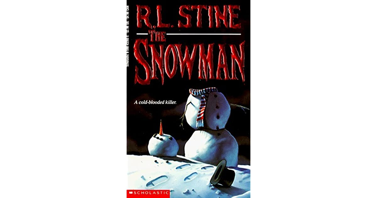 an overview of rl stines story beware the snowman The film stars jack black as rl stine hannah's father, rl stine (jack black), who writes thegoosebumps stories  beware, the snowman, one day at.