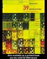 39 Microlectures: In Proximity of Performance