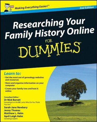 Researching-Your-Family-History-Online-For-Dummies