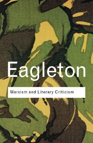 Marxism and Literary Criticism 2